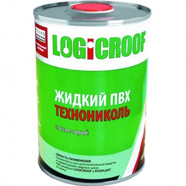 Жидкий ПВХ Технониколь 1 л, Logicroof