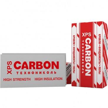 Экструзионный пенополистирол XPS CARBON PROF 400 RF, Технониколь